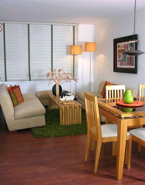 sala comedor en espacio pequeno  casas pequenas