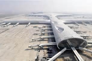 International Airport Terminal 3 Of Shenzhen Airport By Studio Fuksas Desihn