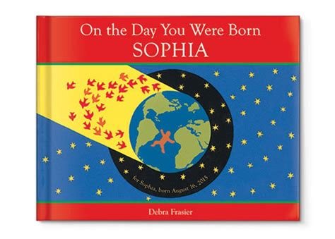 on the day you were on the day you were born personalized books i see me