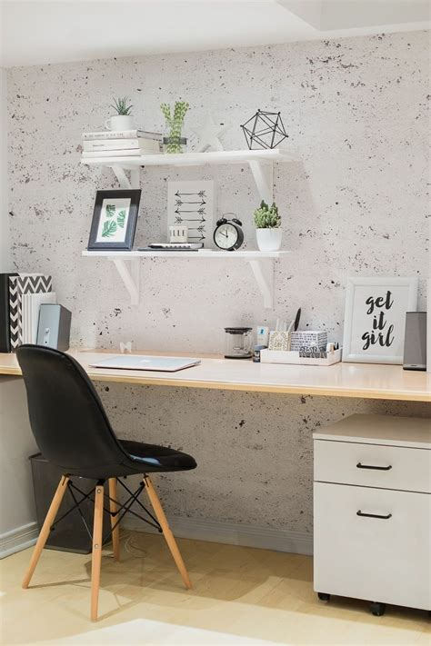 bedroom office desk best 25 minimalist office ideas on desk space