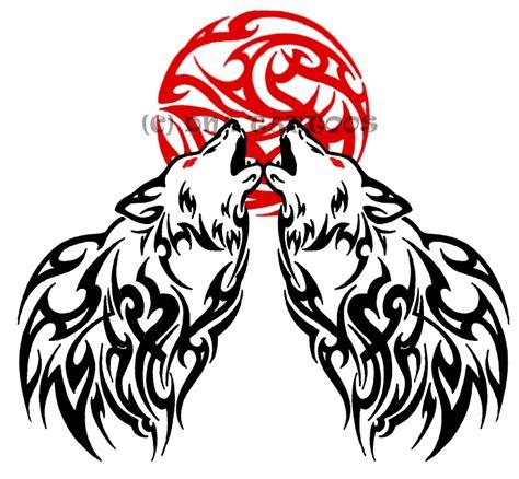 tribal moon tattoo designs moon symbol