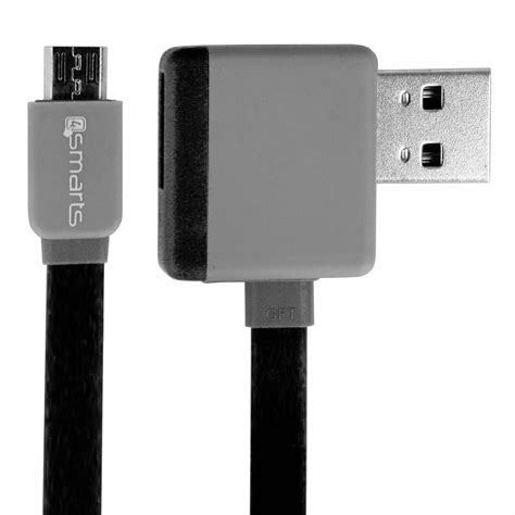 Cable 2in1 Duo Magic For Cable Lightning And Micro Usb Androidios 8 4smarts cable clip organizer органайзер за кабели 1 брой