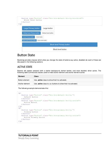 tutorial bootstrap bootstrap tutorial