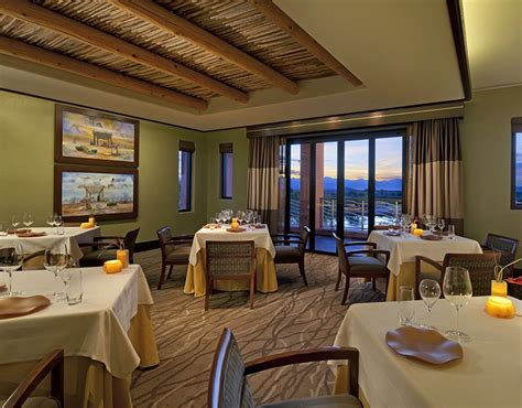 The Dining Room Sheraton by The Ultimate Arizona Themed Tasting Menu In Metro