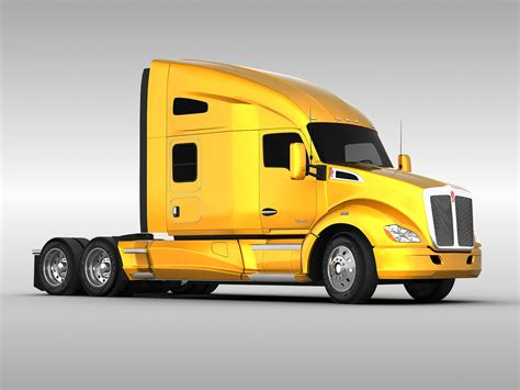 new kenworth models kenworth t680 2012 3d model max obj 3ds fbx cgtrader com