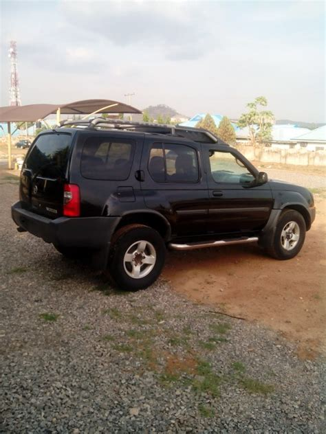 clean tokunbo 2004 nissan xterra jeep for 1 6m asking