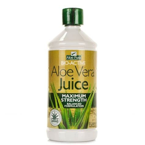 Different Types Of Detox Juices by Aloe Vera Aloe Pura Drinks Cranberry Organic Aloe Vera