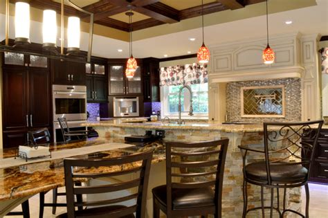 ultimate kitchen designs an entertainer s oasis the ultimate gourmet kitchen