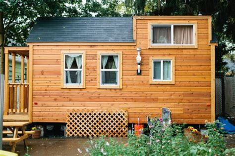 Small Homes For Sale Near Portland Oregon Beautifully Cozy And Rustic 255sf Tiny House Cabin For