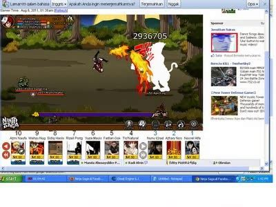 game mod ninja saga terbaru master computer hack 4144 cheat 1 hit ninja saga terbaru 2014
