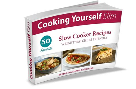 cooker cookbook the best weight watchers crock pot recipes with smart points for rapid weight loss books 50 favorite cooker recipes ecookbook cover fullsize