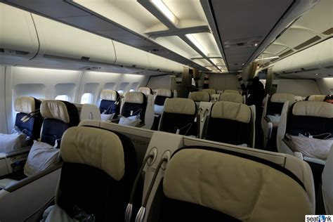 air a340 300 business class seat review sxm to cdg