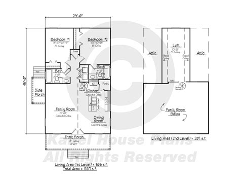 acadian cottage house plans harper acadian house plans cottage home plans