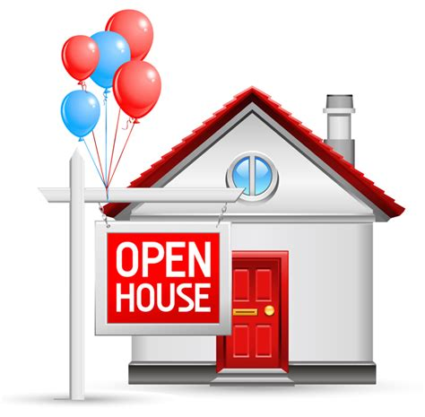 a plan for a great open house