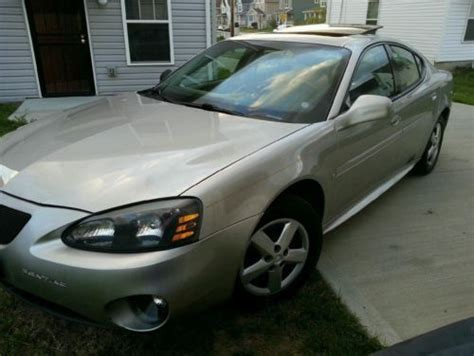 pontiac grand prix sedan for sale in cleveland oh 5miles buy and sell buy used 2008 pontiac grand prix base sedan 4 door 3 8l in cleveland ohio united states for