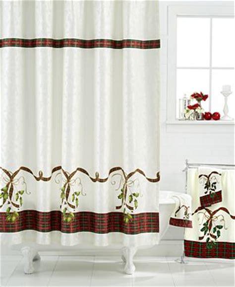 lenox shower curtain closeout lenox quot holiday nouveau quot shower curtain