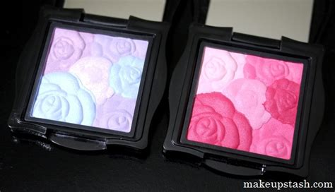 Sui Cheek Color Blush On Original review sui cheek colors in 100 mystic and 300 makeup stash