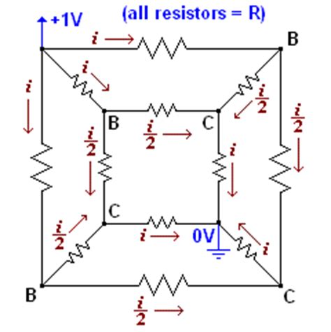 resistor cube solutions resistor cube problem solution 28 images a cube is comprised of 12 identical 1 ohm resistor
