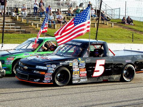 truck racing series midwest truck series the best truck racing in the