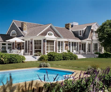 Lake Cottage Plans by Reckless Bliss Hamptons Shingle Style Homes
