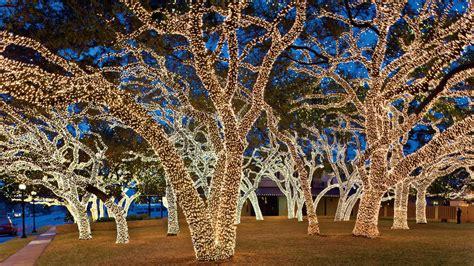 texas christmas lights road trip southern living