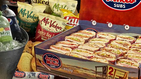 Jersey Mike S Gift Card Deal - catering jersey mike s subs