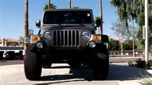 Lund Cadillac Az 2003 Jeep Wrangler Rubicon 30k For Sale 5spd