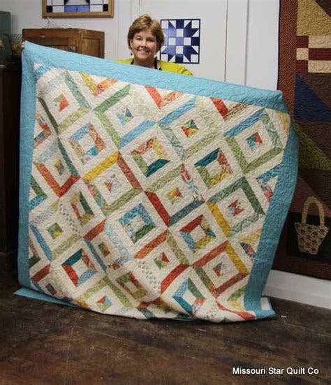quilt pattern summer in the park quick easy and utterly charming bed sized quilt