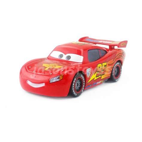 Murah Cars Original Mattel Disney Pixar Model 46 mattel disney pixar cars 2 lightning mcqueen diecast car 1 55 new ebay