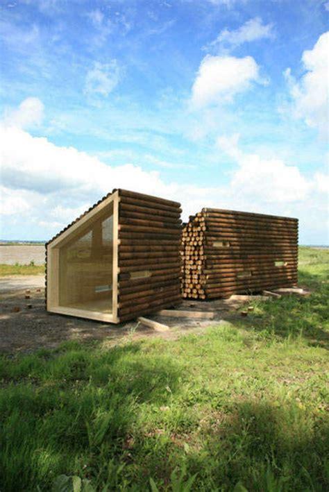 Fertighaus Bungalow Holz by Holzbungalow Fertighaus 50 Hochmoderne Holz Und Blockh 228 User