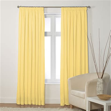 yellow tab top curtains canvas lima butter yellow tab top curtains