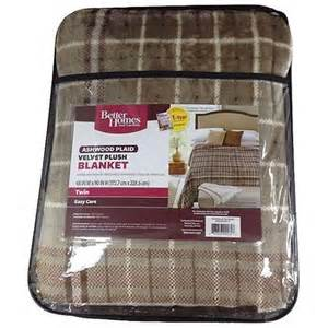 better homes and gardens throws better homes and gardens solid velvet plush blanket