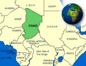 Chad facts culture recipes language government eating geography
