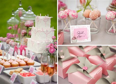 Dessert Ideas For Baby Shower by Dessert Table Ideas Baby Shower Photograph Pink And White