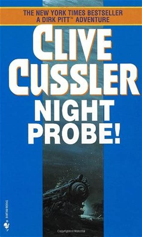 night probe dirk pitt night probe dirk pitt 6 by clive cussler reviews discussion bookclubs lists