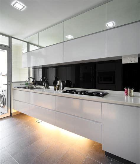 modern kitchen singapore condo archives vegas interior design
