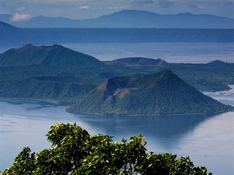 crater lake   philippines   surprising history