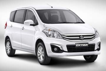 Variasi Mobil Ertiga Garnish Fog L Chrome maruti ertiga facelift 2015 2016 launch details features pictures