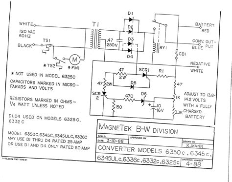 centurion 3000 power converter wiring diagram on centurion
