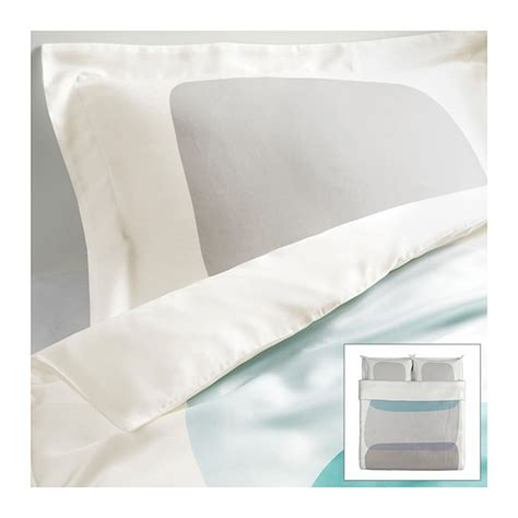 ikea king comforter ikea malin figur king duvet cover pillowcases set teal