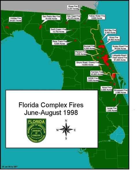 florida wildfires drought and wildfires north carolina climate office