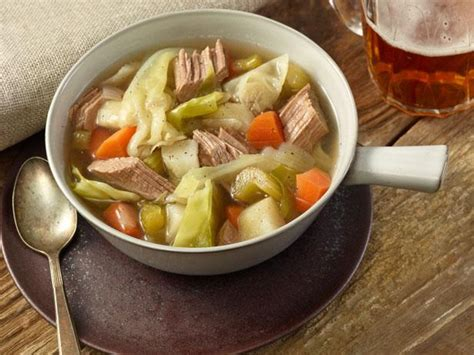 alton brown beef stew corned beef and cabbage recipe alton brown food network