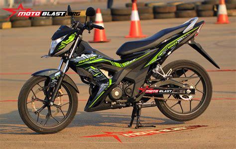 Striping Stiker Honda Sonic 150 Original Black Hitam new sonic 150 hitech 3 motoblast
