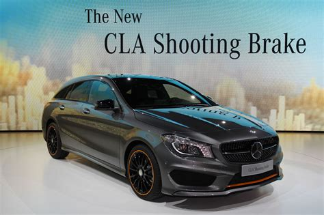 mercedes benz passion eblog the international blog driven by weltpremiere cla shooting brake in detroit mercedes benz