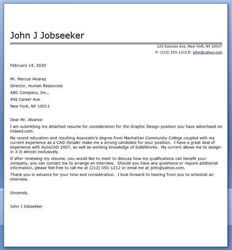 creative cover letter sles template resume builder