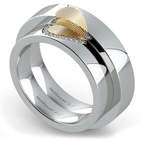 Wedding Bands Couples by Popular Wedding Rings For Couples On Their Second Marriage