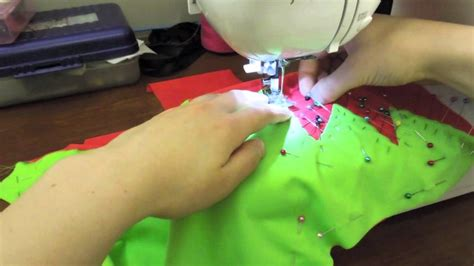 how to sew applique how to sew appliqu 233 stretch on stretch fabrics swimsuits