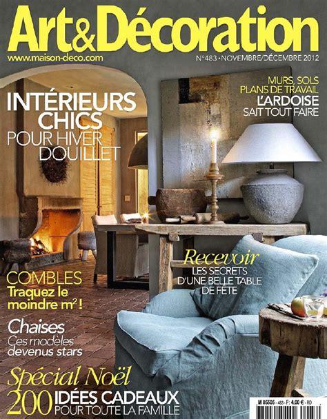 Magazine De Deco by Un Int 233 Rieur Moderne Des Id 233 Es Dans Un Magazine D 233 Co