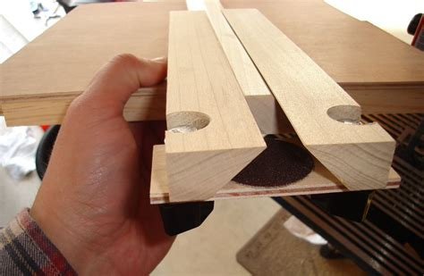 bandsaw circle cutting jig  patcollins  lumberjocks