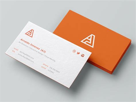 29 Exles Of Best Business Cards Personal Business Card Templates